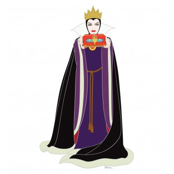 Wicked Queen (Snow White and the Seven Dwarves) Cardboard Cutout