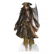 Capt Jack Sparrow Walking POTC: At Worlds End