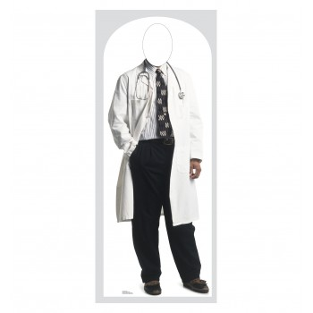 Doctor Stand In Cardboard Cutout - $39.95
