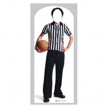 Referee Stand In Cardboard Cutout - $39.95