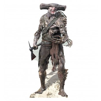Maccus POTC: At Worlds End Cardboard Cutout - $39.95