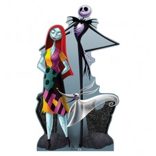 Jack, and Sally Nightmare Before Chirstmas