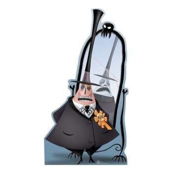 Mayor Nightmare Before Chirstmas Cardboard Cutout