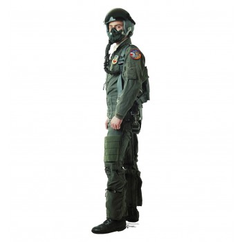 Fighter Jet Pilot Cardboard Cutout - $39.95