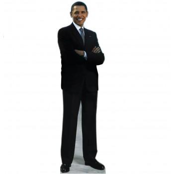 President Obama Cardboard Cutout - $39.95