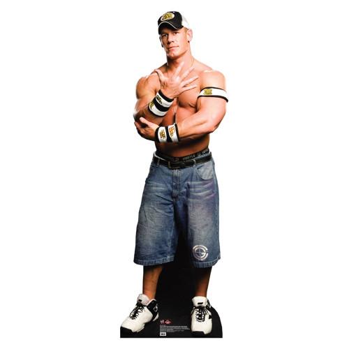 John Cena WWE Cardboard Cutout