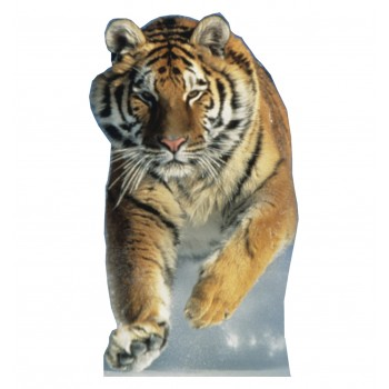 Tiger Snow Cardboard Cutout - $39.95