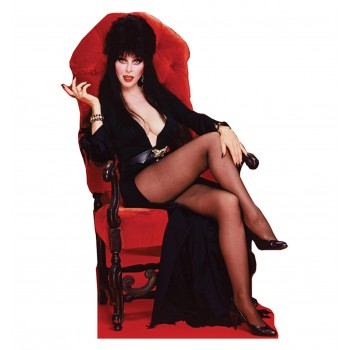 Elvira Chair Cardboard Cutout - $39.95