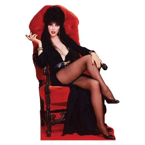 Elvira Chair Cardboard Cutout