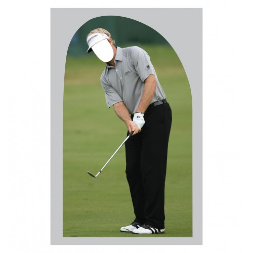 Golf Man Standin Cardboard Cutout