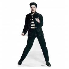 Elvis - Jailhouse Rock - TALKING Cardboard Cutout