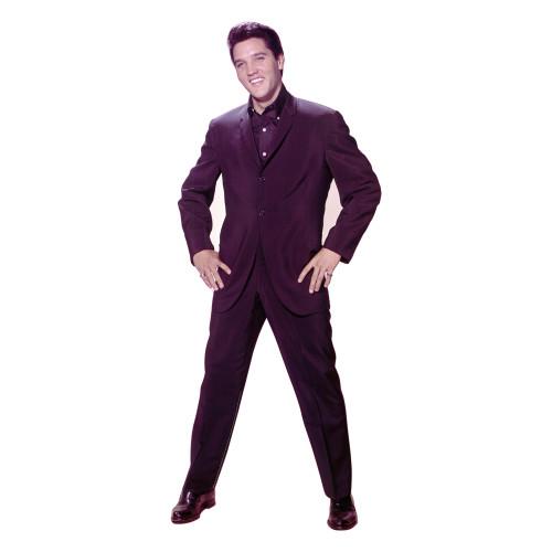 Elvis Hands on Hips Cardboard Cutout
