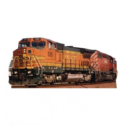 BNSF Train 526