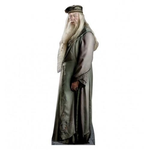 Professor Dumbledore Harry Potter Cardboard Cutout