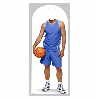 Basketball Stand In Cardboard Cutout