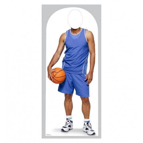 Basketball Stand In Cardboard Cutout