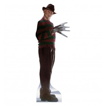 Freddy Krueger Freddy vs Jason Cardboard Cutout - $39.95