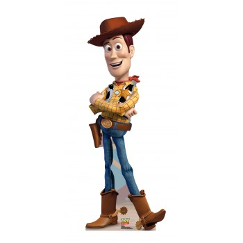 Woody A Toy Story Cardboard Cutout