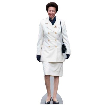 Princess Anne Orange Cardboard Cutout - $0.00
