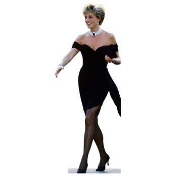 Princess Diana Dutchess Wales Cardboard Cutout - $0.00
