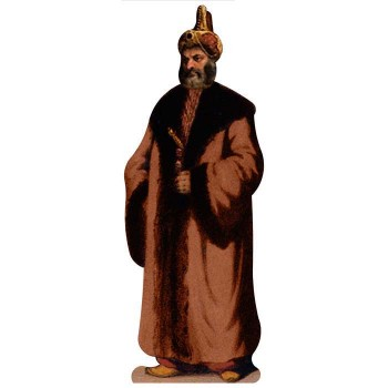 Suleiman the Magnificent Cardboard Cutout - $0.00