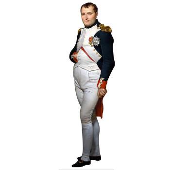 Napoleon Bonaparte Cardboard Cutout - $0.00