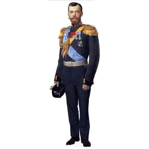 Czar Nicholas II Cardboard Cutout