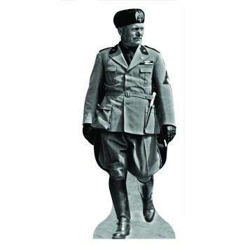 Benito Mussolini Cardboard Cutout
