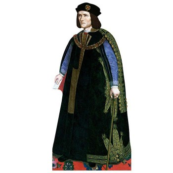 Richard III Cardboard Cutout - $0.00