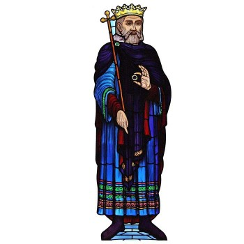 Edward the Confessor Cardboard Cutout - $0.00