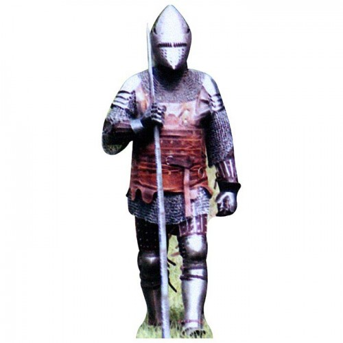 Sir Mordred Cardboard Cutout