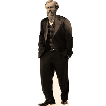 George Hearst Cardboard Cutout - $0.00
