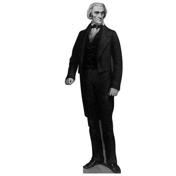 John C. Calhoun Cardboard Cutout - $0.00