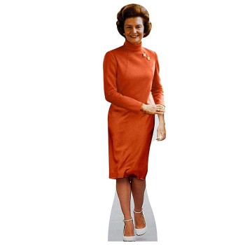 Betty Ford Cardboard Cutout - $0.00