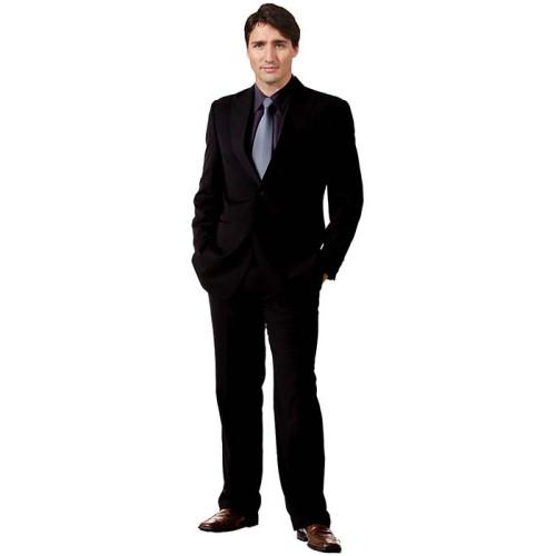 Justin Trudeau Cardboard Cutout