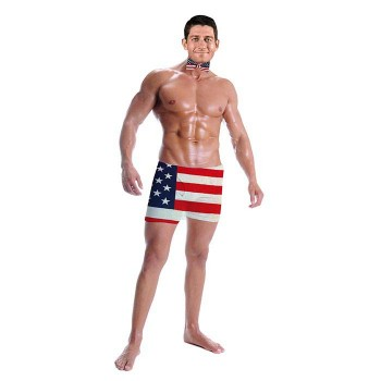 Paul Ryan Shirtless Cardboard Cutout - $0.00