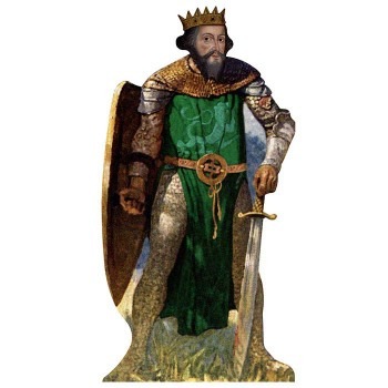 William The Conqueror Cardboard Cutout - $0.00