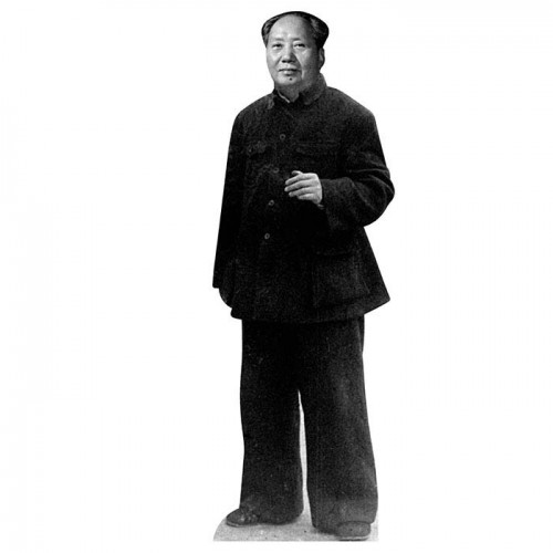 Mao Zedong Cardboard Cutout