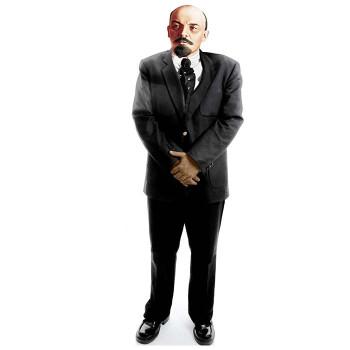 Vladimir Lenin Cardboard Cutout - $0.00