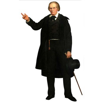 Henry Clay Cardboard Cutout