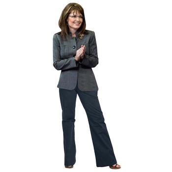 Sarah Palin Cardboard Cutout - $0.00