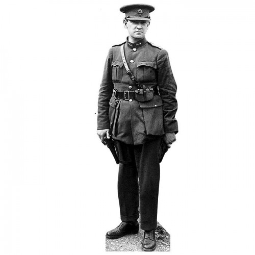 Michael Collins Cardboard Cutout