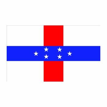 Antilles Flag Cardboard Cutout - $0.00