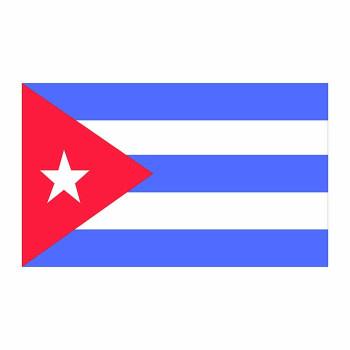 Cuba Flag Cardboard Cutout - $0.00