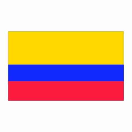 Ecuador Flag Cardboard Cutout