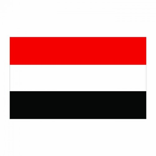 Egypt Flag Cardboard Cutout