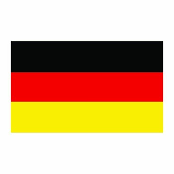 Germany Flag Cardboard Cutout - $0.00