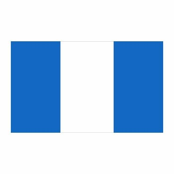 Guatemala Flag Cardboard Cutout - $0.00