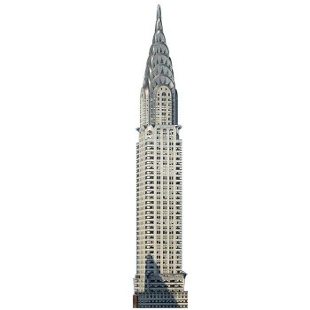 Chrysler Building Cardboard Cutout - $0.00