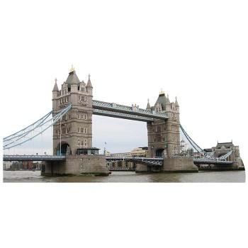 London Bridge Cardboard Cutout - $0.00